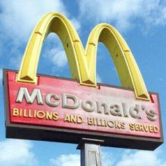 McDonald's. Ni rápido, ni barato
