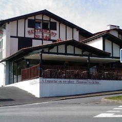 Restaurant du Lac (Saint Pée-sur-Nivelle). La guinda de un buen plan