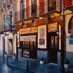 Restaurante José María (Segovia). No me atosigue, oíga