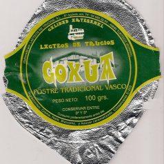 Goxua. Averno gastronómico