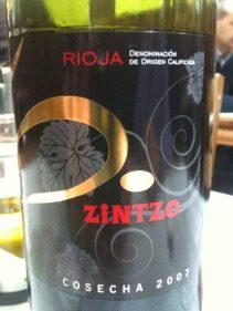 Etiqueta de 5.zintzo (foto: cuchillo)