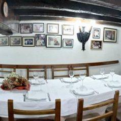 Mesón El Segoviano (Castro Urdiales). Un menú ajustado en El Segoviano