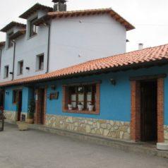 Casa Pilar (Nueva de LLanes). Producto en estado salvaje