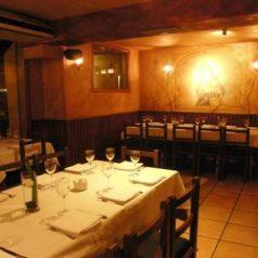 Restaurante Milagros (Barrika). ¿Patos que mugen?