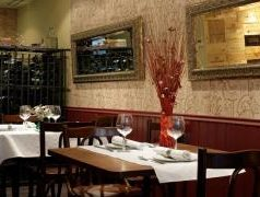 Bistro À Table (Bilbao). Desaconsejable menú
