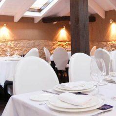 Restaurante Boga (Getxo). Menús con encanto y nivel