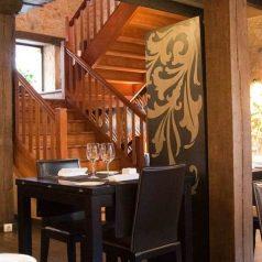 Restaurante Boga (Getxo). en sus salsas