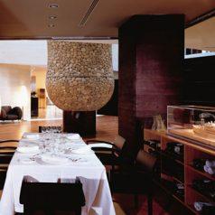 Restaurante Beltz The Black (Bilbao). Escamas de cinco estrellas