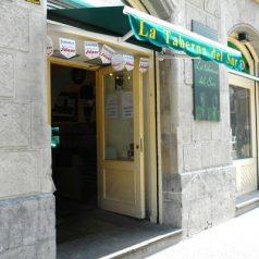 Taberna Momento Sur (Bilbao). Ambiente andaluz