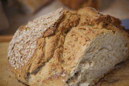 Pan del bueno, en Panko.