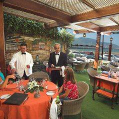Restaurante Los Tamarises (Getxo). Un clásico burgués