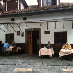 Restaurante Tataguyo (Avilés). Placer avilesino