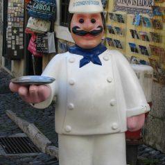 Bienvenidos a Restaurante O Conquistador (Lisboa)