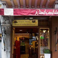Restaurante Rimbombín (Bilbao). Cría fama y échate a dormir