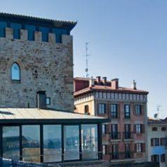 Restaurante Torre Salazar (Portugalete). Vistas en derredor