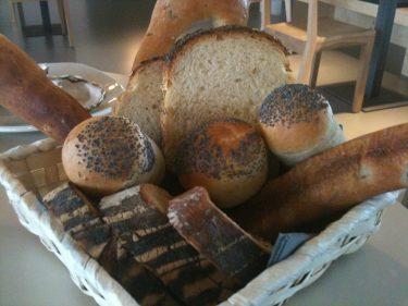 Servicio de pan, unos panes de vicio. by dicky
