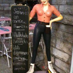 Bienvenidos a The HD's Diner (Biarritz)