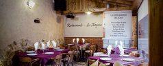 Restaurante La Alegría (Fuentes de Ropel). Como en casa (Tierra de Campos II)