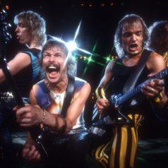 Scorpions. 'Always somewhere'