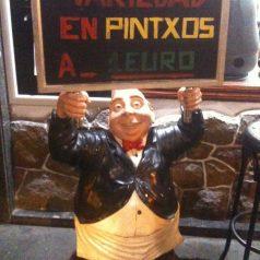 Bienvenidos al bar-restaurante La Trainera (Getxo)