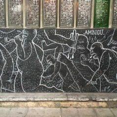 Bienvenidos a bar-restaurante Ambigú (Bilbao)