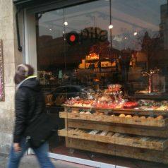 Panadería-restaurante Opila / La Reina del Arenal (Bilbao). Ni fu ni fa