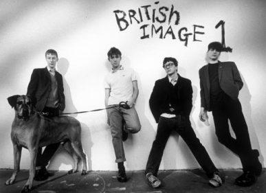 La imagen muy británica de Blur.