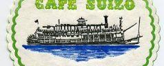 Café Suizo (Santander). Como un barco del Misisipí