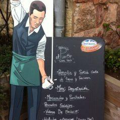 Bienvenidos a restaurante El Puerto (Unquera)