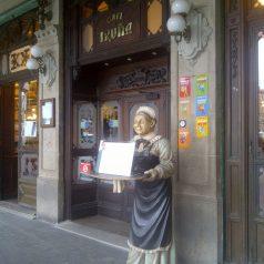 Bienvenidos a Café Iruña (Pamplona)