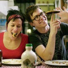 Matt & Kim. 'Yea yeah'