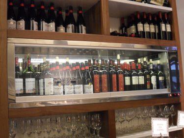 Surtido de vinos en El Ancla (foto: Mr. Duck)