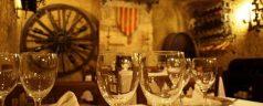 Celler del Roser (Lleida). Especialidad en caracoles y bacalao