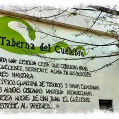 Bienvenidos a La Taberna del Cuélebre (Donostia)