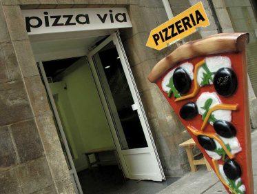 Imagen tomada de la propia web de Pizza Via.