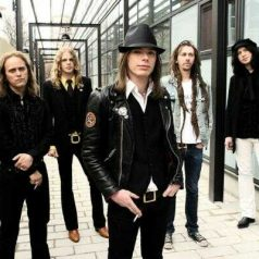 Hellacopters. 'I'm in the band'