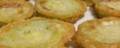 Receta: nuggets de calabacín