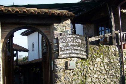 Casa Poli, un lugar mítico para la comida asturiana