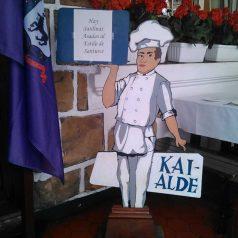 Bienvenidos a restaurante Kai-Alde (Santurtzi)