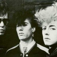 Stray Cats. '18 miles to Memphis'