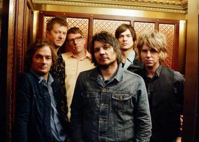 Imagen promocional del grupo estadounidense Wilco.