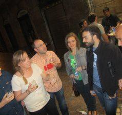 #pintxopotetuitero I (Bilbao), el retonnno de los gastrotuiteros