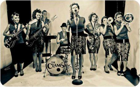 Imagen promocional de The Clams (foto: theclams.es)