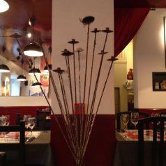 Restaurante The Morgan Kompany (Donostia). La sonrisa de las chicas con aparato