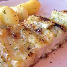 Por comentar: A Taberna do Pescador (Albufeira), el bacalao más seco de Portugal