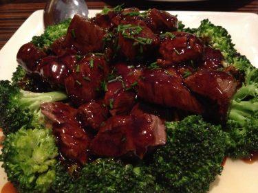 Tacos de solomillo del restaurante Tsi Tao (foto: Igor Cubillo)