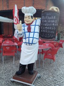 Pulgar arriba. Bienvenidos a Snack Bar Capricho (foto: Igor Cubillo)