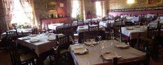 Restaurante Las Cigüeñas (Haro). 49 escalones