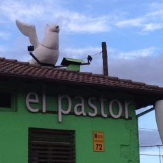 Bienvenidos a El Pastor del Gorbea (Berriz)