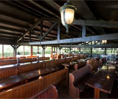 Restaurante Solaetxe (Leioa). Pretensión casera y dimensión industrial